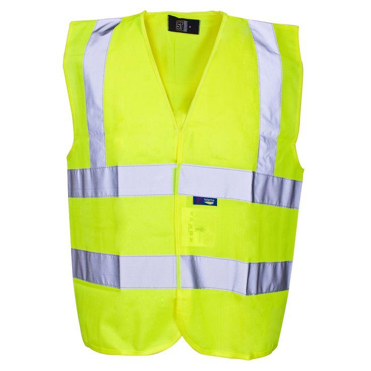 ST Hi Vis Builders Vest | Supertouch Website