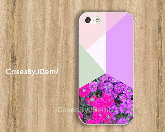 FLORAL iPhone Case Plastic iPhone 4 Case Floral by CasesByJDemi, $8.99