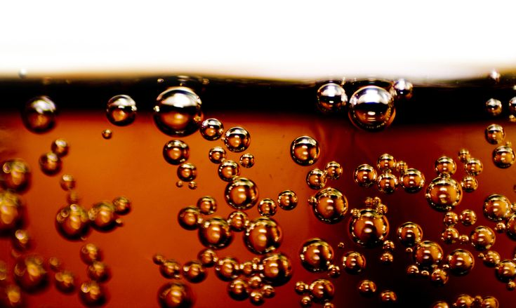 States and Properties of Matter Unit: Why Are Some Drinks Bubbly? -- Wonderopolis Wonder of the Day (non-fiction article and video)