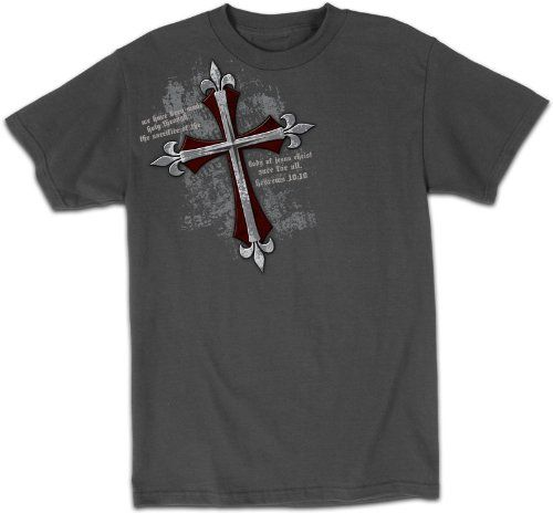 Sacrifice 2   X Large   Christian T Shirt