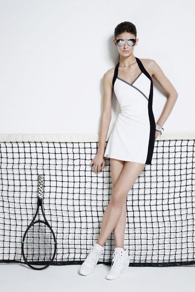 Tennis wear by Monreal London [Courtesy Photo]