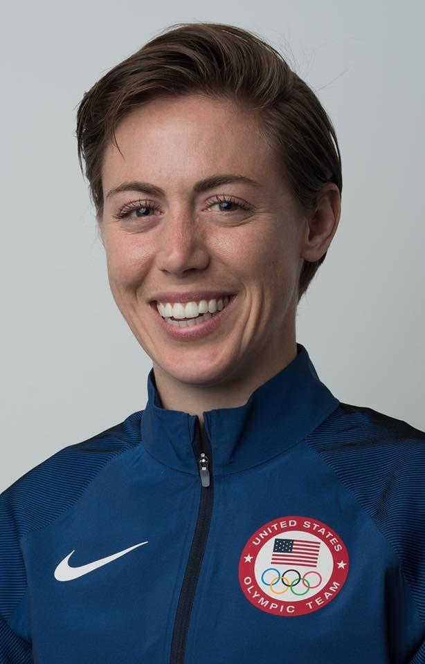 Megan Klingenberg 2016 Olympic Team Photo