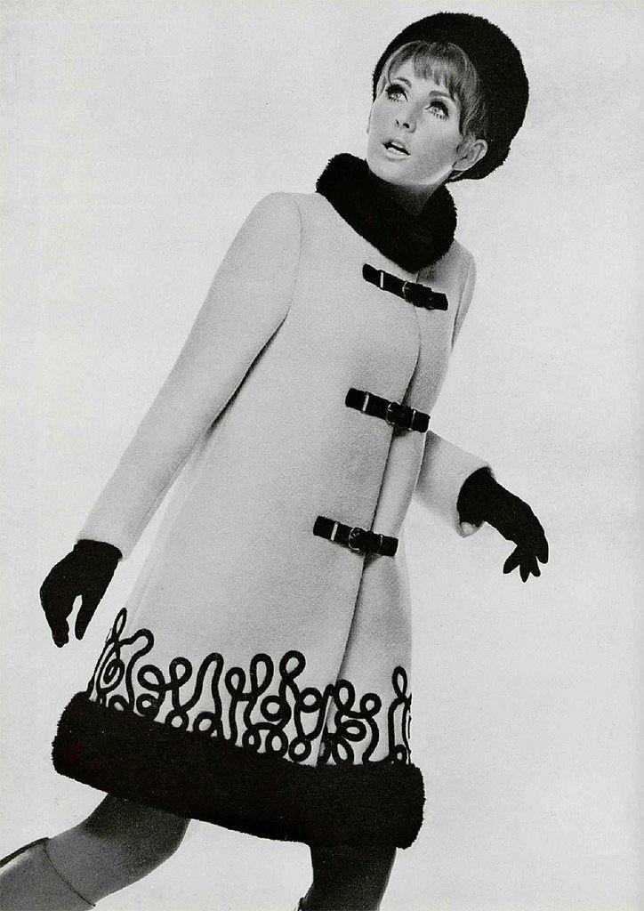 Vintage Coat 1960's