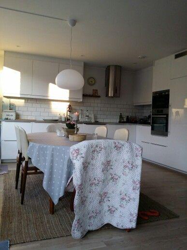 Kjøkkenet vårt