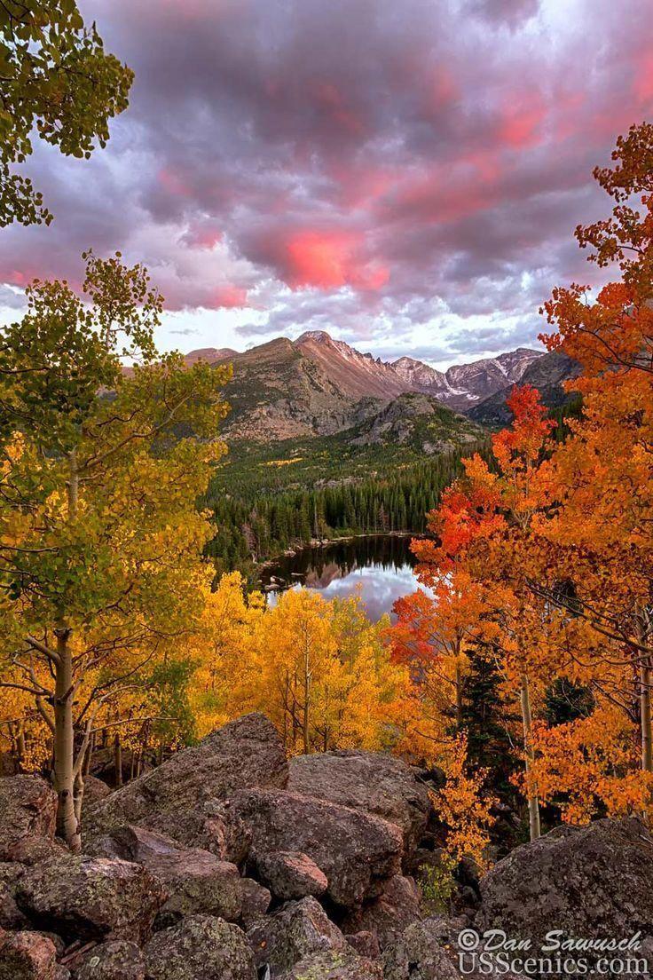 Magic Moment Mountain Landscape Photography Landscape Photography Nature Photography