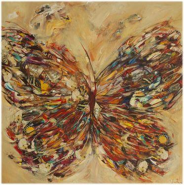 """Saatchi Online Artist Victoria Horkan; Mixed Media, """"Kaleidoscope Queens"""" #art"""