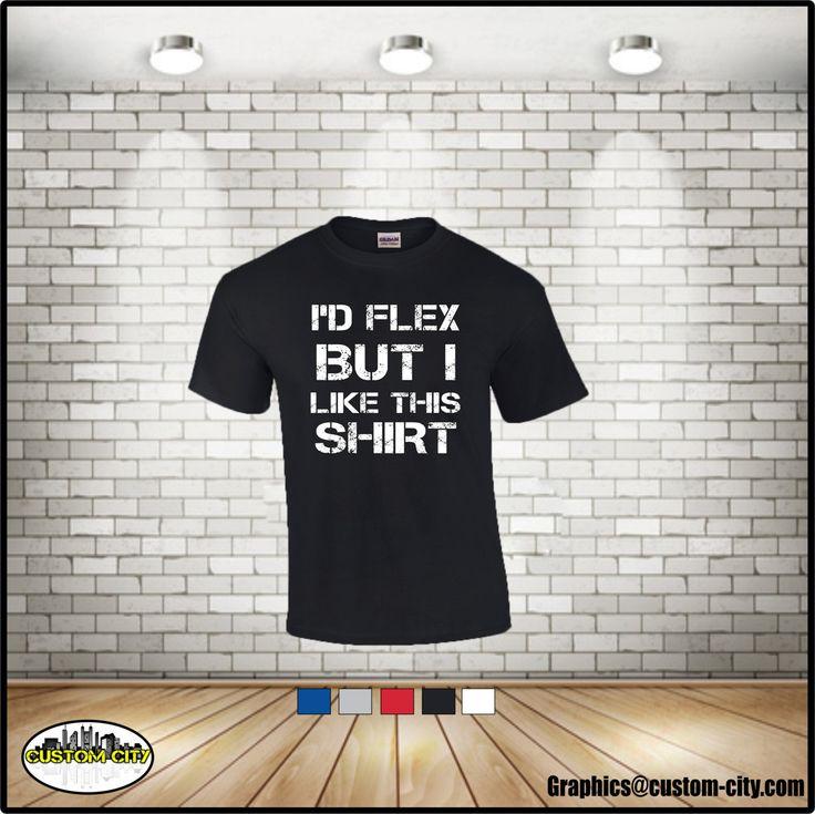 id flex but i like this shirt,gym shirt,workout shirt,adult shirts,women shirt,men shirt,plus size shirts,5x shirts,plus size workout shirt by CustomCityInk on Etsy