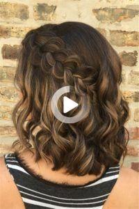 ウエディングのためのヘアスタイルのインスピレーションをお探しですか?すべてのダウンヘアスタイル、ハーフアップスタイル、updos、そして三つ編みを含む中髪のためにこれらのウエディングヘアスタイルをチェックしてください。 #cutehairstyles