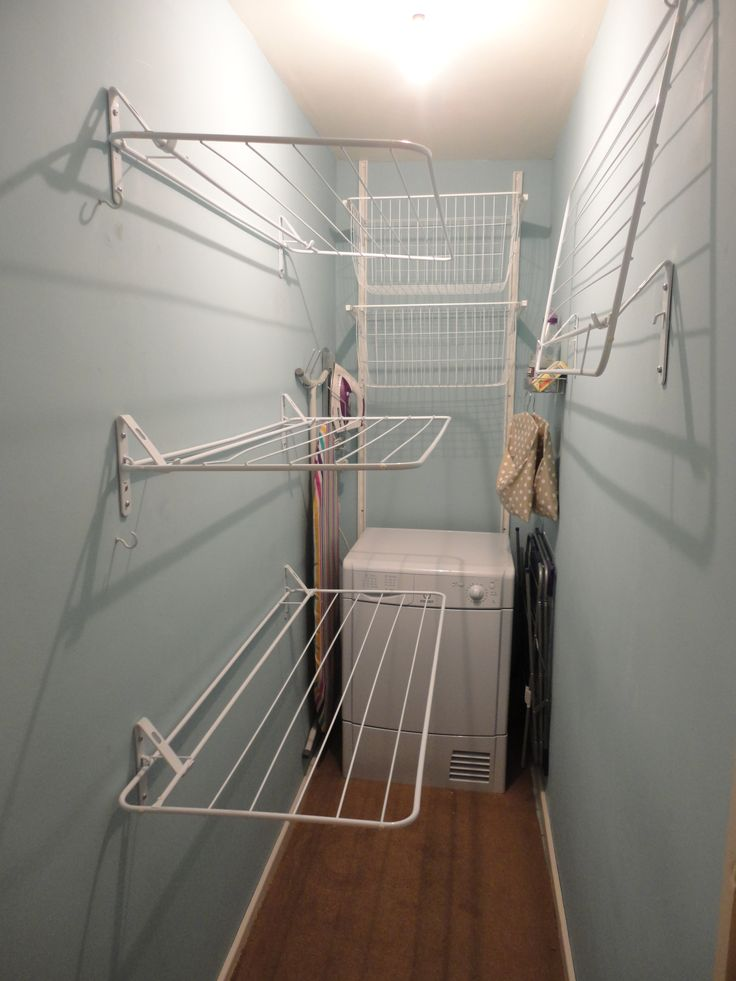 Wall Mounted Foldable Foldaway Drying Racks From Www Thelaundrycompany Co Uk 163 11 Laundry