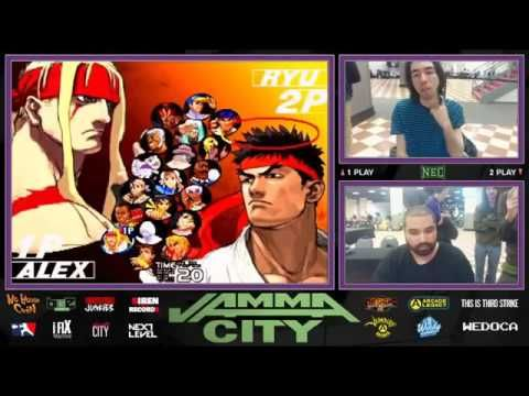 NEC 17 Street Fighter III 3rd Strike Teams Tournament