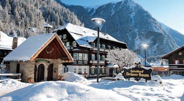 Hoteldorf Grüner Baum Bad Gastein - 4 Star #Hotel - $125 - #Hotels #Austria #BadGastein http://www.justigo.us/hotels/austria/bad-gastein/hoteldorf-gruner-baum_37616.html