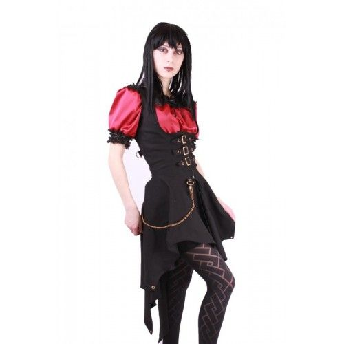 golden steam sl/less corset belt jacket