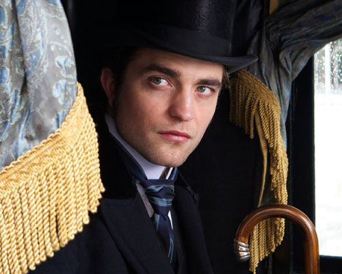 Still from Bel Ami...ready to see this movie!! Love love love a British flick