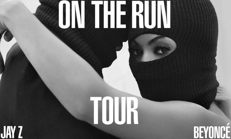 BEYONCE AND JAY Z Fri. Jul 11, 2014 8:00 PM – MetLife Stadium, East Rutherford NJ