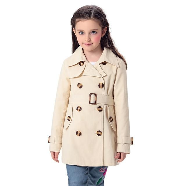 Best 25  Girls trench coat ideas on Pinterest | Pink coats, Pink ...