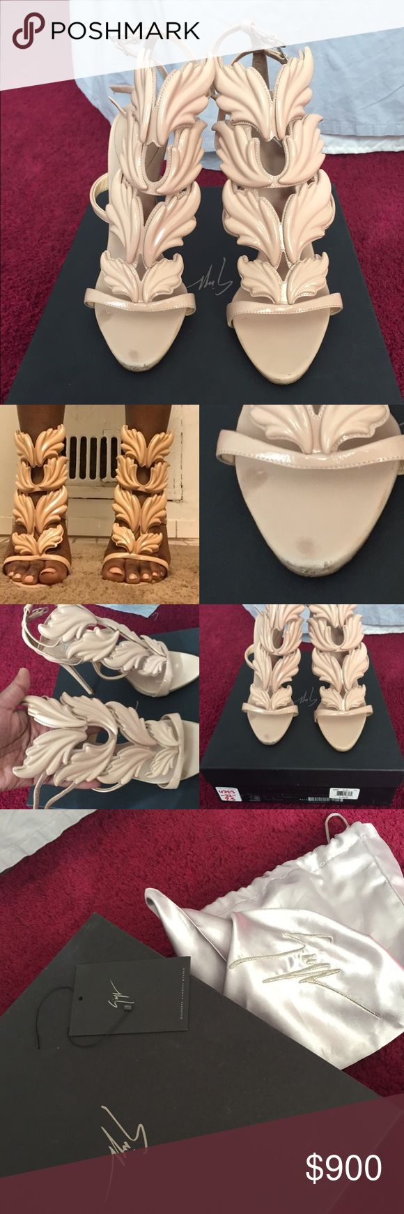 destin coach outlet apas  Giuseppe Zanotti Sandals 100% Authentic Giuseppe Zanotti Cruel Summer  Sandals purchased at Saks Fifth Ave