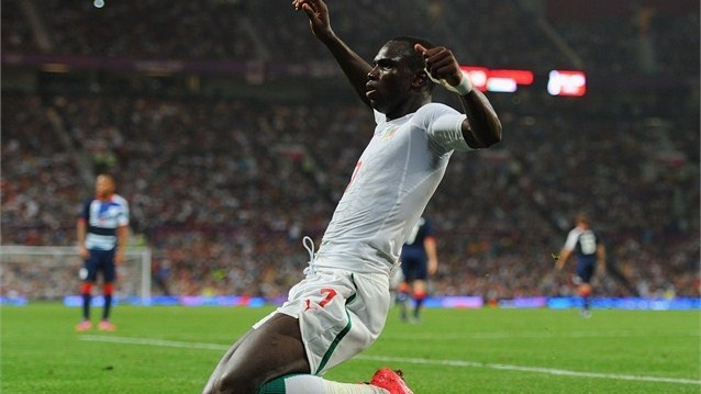 Moussa Konate - Senegal Forward (20' minute). Scored goal to bring Senegal level with Great Britain at 1-1 in a match that eventually ended by that same scoreline.