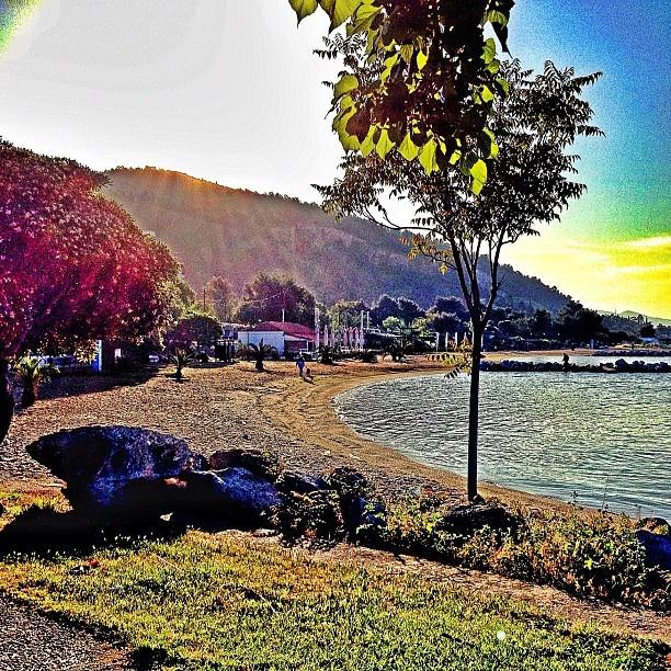 Anavros beach..