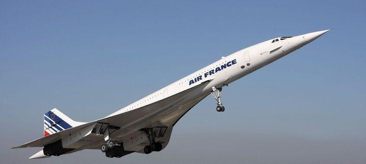 Concorde: Air France.  (https://flic.kr/p/8MCgV1 )