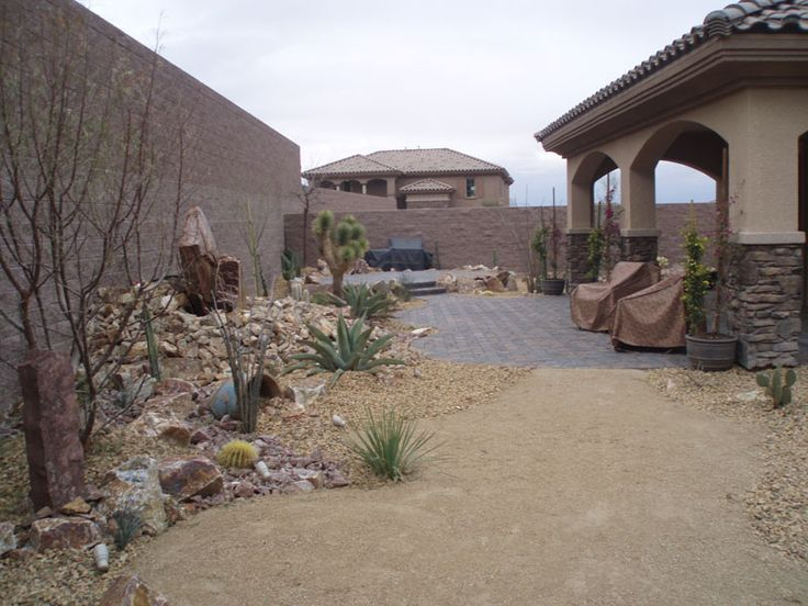 Front Yard Landscaping Ideas Las Vegas Part - 17: Mojave-desert-landscape-plants - Front Yard Landscaping Ideas | Dream Home  Ideas | Pinterest | Rock Landscaping, Landscaping And Landscaping Ideas