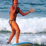 Surfs up chix