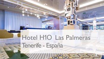 Hotel H10 Las Palmeras - Tenerife