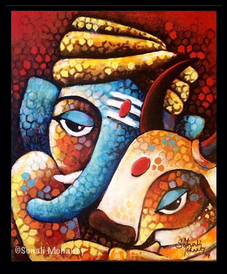 ganesha-and-friend-sonali-mohanty-.jpg (748×900)