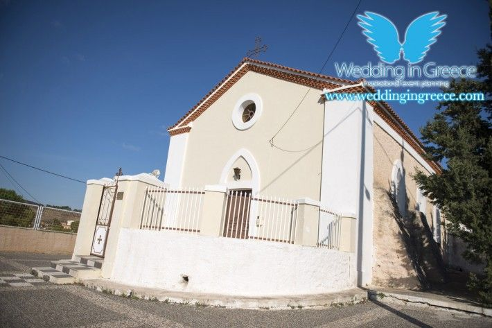 Catholic churches for your Wedding in Greece