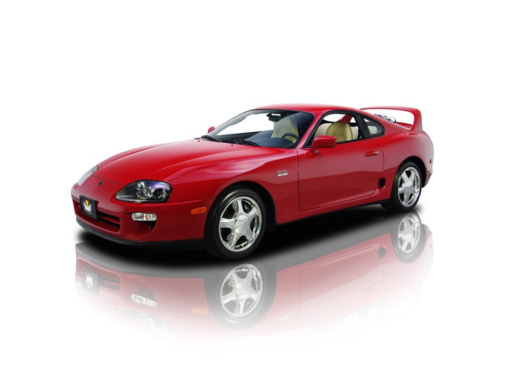 One Of The Greatest Contributions To The Automotive World   V) 1997 Toyota  Supra Twin Turbo Liter