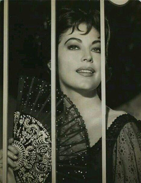 The beautiful Ava Gardner