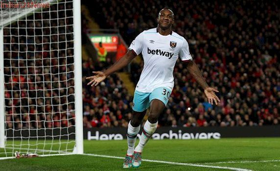 West Ham United's Michail Antonio wants to keep getting better