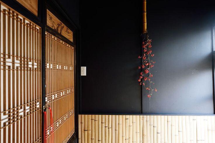 Shin-Osaka Nightingale on plum tree - Townhouses for Rent in 大阪市東淀川区東中島, 大阪府, Japan
