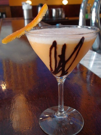 Ice Cream Martinis are $6 everyday from 4-7p at The Fountain on Locust!