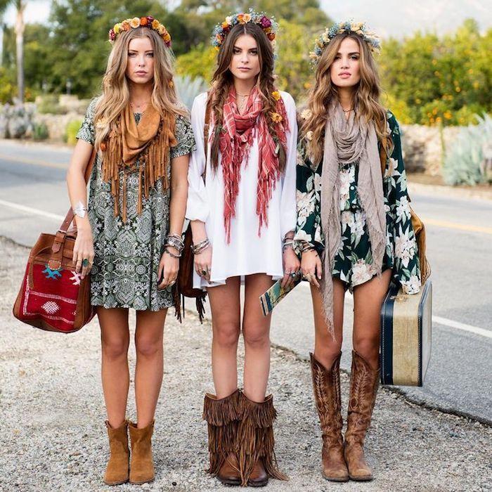 ▷ Boho Chic – alles, was Sie über diesen coolen Modestil wissen müssen
