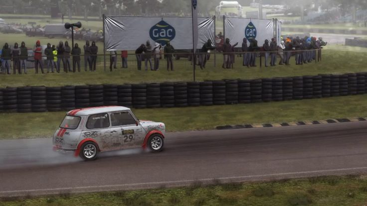 Sim Racing (Dirt Rallycross)