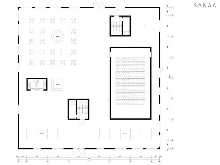Kazuyo Sejima + Ryue Nishizawa / SANAA, Iwan Baan · Zollverein School of Management and Design · Divisare