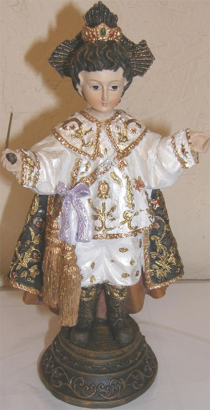 STO Nino Maestro De Musica--The Child Jesus, Master Of Music