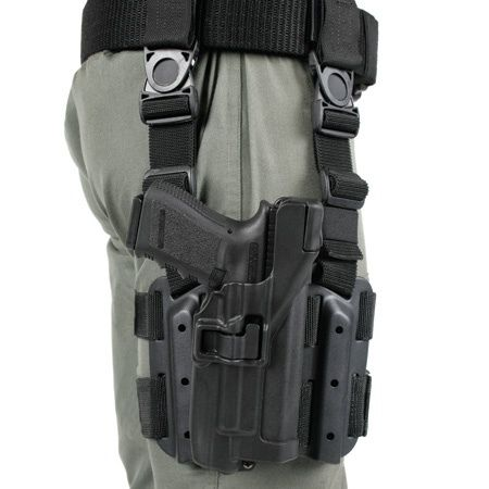 BLACKHAWK Level 3 SERPA Light Bearing Tactical Holster