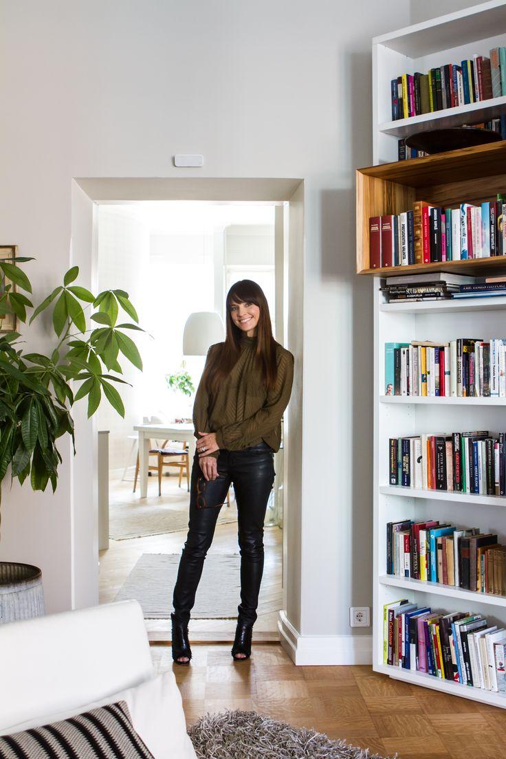 http://maijanmaailma.fi/taydellinen-olohuone/ Kuva: Riitta Sourander, julkaistu Glorian Kodissa 2/2017.