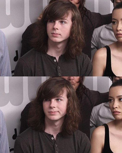 263 best chandler riggs images on pinterest carl grimes chandler chandler riggs is giving interview for entertainment weekly m4hsunfo
