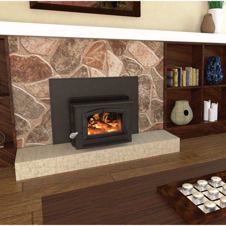 United States Stove Company Wood Insert — 80,000 BTU, EPA-Certified, Model# - 17 Best Images About Heaters, Woodstoves + More On Pinterest