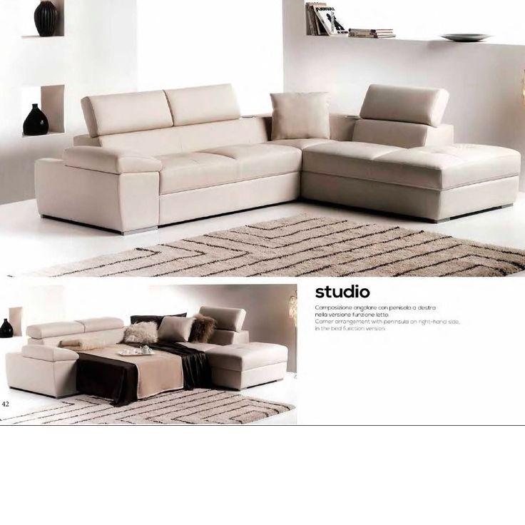 Divano angolare Studio