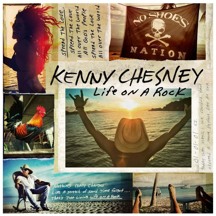 Kenny Chesney Donating A Portion Of Life On A Rock - Friends of the US Virgin Islands National Park to Benefit from 4/30 Release…