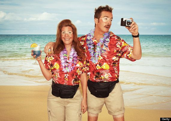 """This is a """"Hawaiian shirt"""" - nope.  It's actually called an """"Aloha shirt"""" and in Hawaii, Aloha shirts are actually considered pretty cool."""