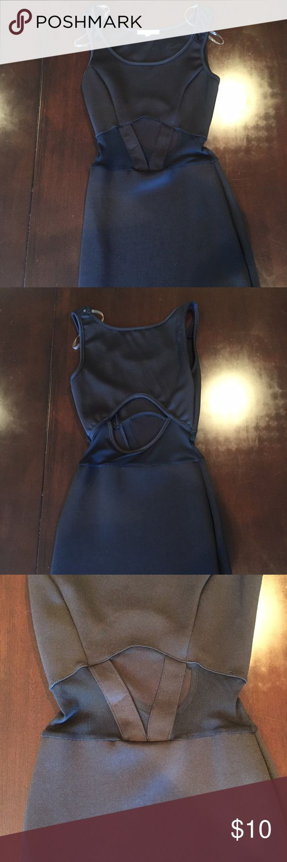 Charlotte Russe Dress *NWOT* black size XS Bought to wear out and didn't end up wearing it. Charlotte Russe Dresses Mini