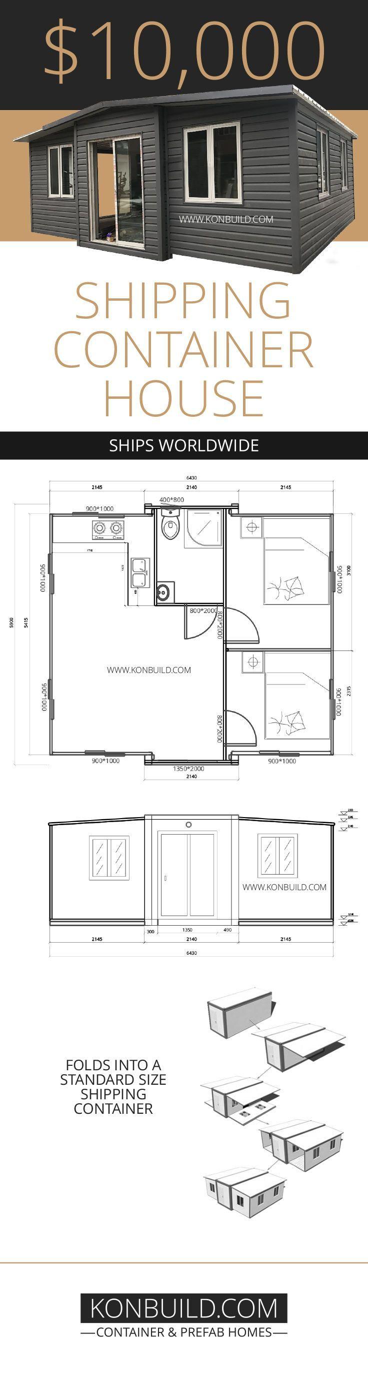 Shipping Container Underground Bunker Plans Best Kitchen Gallery ...