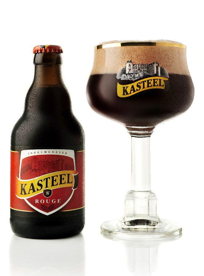 Kasteel Rouge   Belgian Beer   Beer Tourism