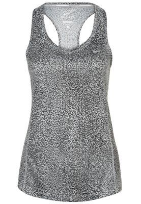 CRACKLE MILER - Top / Linne - cool grey