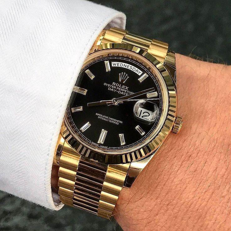 "#rolex DAY DATE 40 ""president"" 305-377-3335 info@diamondclubmiami.com www.diamomdclubmiam.com #rolexaholics #malefashion #menstyleguide #preppy #entrepreneurs #businessmen #myoutfit #businesscasual #moneymaker #luxurybrand #ootdmen #prestige #dandy #luxurystyle #chronograph #miami #thebillionairesclub #watchfreak #moneymotivated #menwear #bloggerstyle #wristgame #men by @rolexshow_israel"
