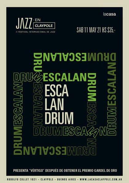 Design Inspiration: Jazz Posters